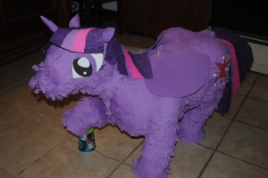 Twilight Sparkle Pinata